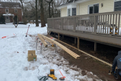 Deck Planks Before
