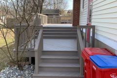 Deck Planks After