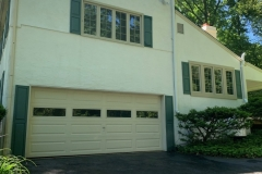 House Exterior Garage
